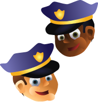 The PPE Police